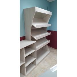 Mueble Expositor Para Panaderia