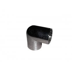Conector de tubo 25mm con 2 salidas simple