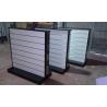 Gondolas Expositoras de panel de lama 125x130x60cm, con cremalleras en los laterales. OFERTA A PARTIR DE 3 UNIDADES