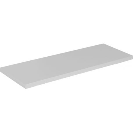 Balda de madera 90x35cm color blanco - Balda de madera ...