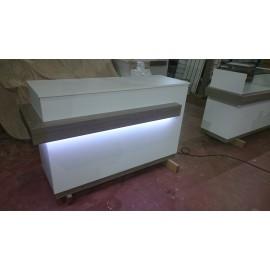 Mostrador 150x50x100cm Con Iluminacion Led