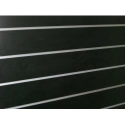 Panel de lama Negro